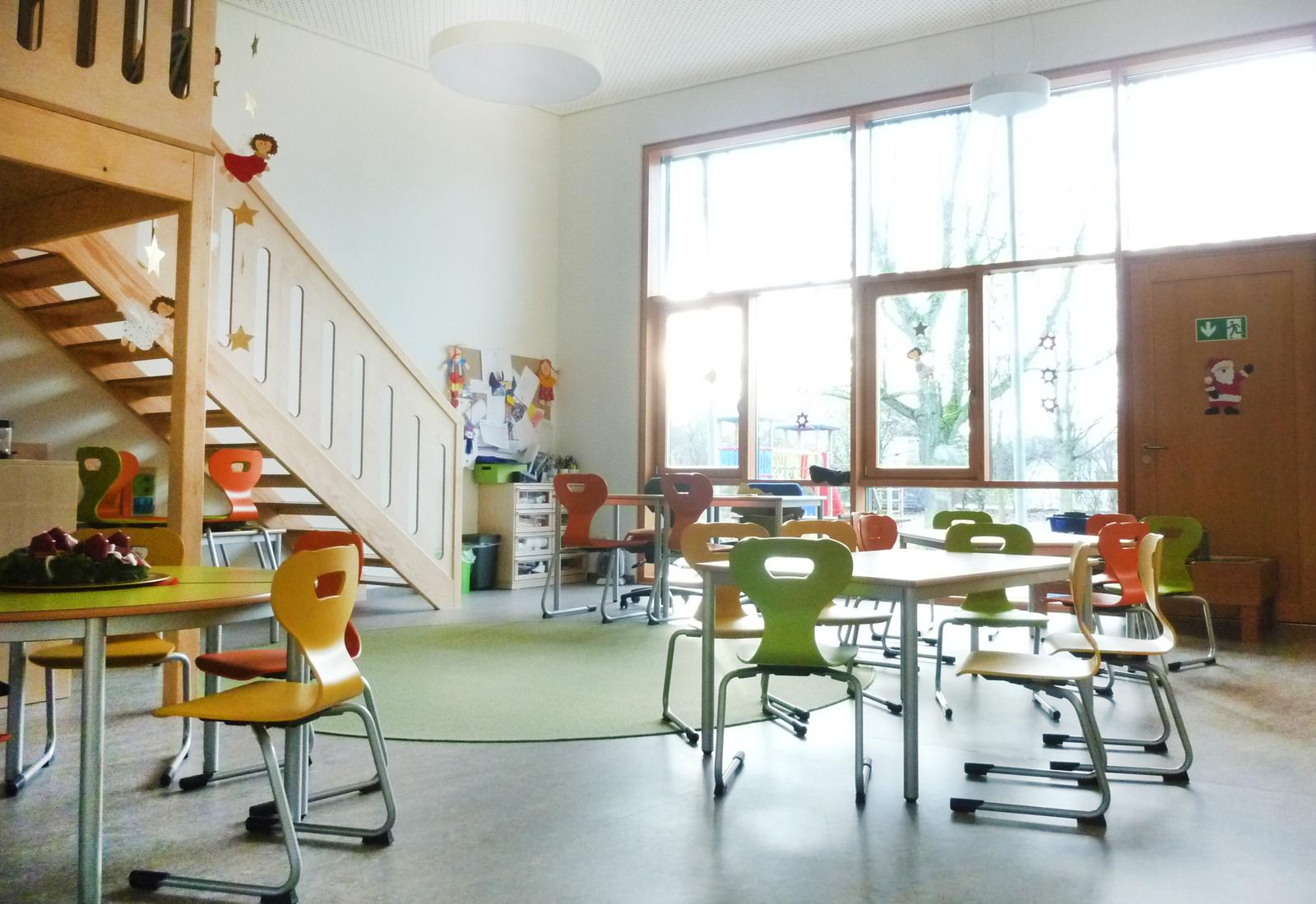 Kindertagesstätte Kürbisland - Planungsgesellschaft für Technische ...